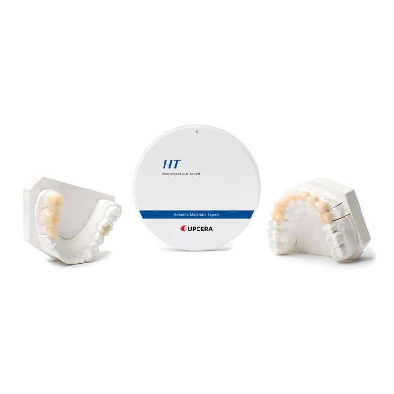 Open System Zirconia Dental Material Ht White Blank Zirconium Uses In Dentistry
